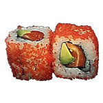 Masago roll (rouge)