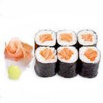6 Maki saumon