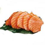 Sashimi saumon (5 pièces)