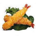 2 Crevettes panées